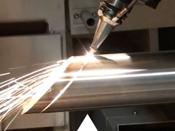 Tube and Pipe Laser Cutting